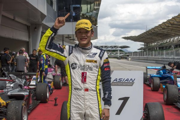 Asian Winter Series Sepang driver quotes after races 5 and 6